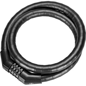 Trelock PK 360/100/19 Code Cykellås sort